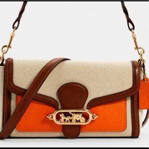 Coach- Jade Shoulder Bag